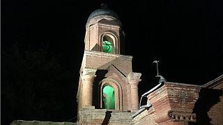 کلیسای کانتور در قزوین عکس یورونیوز