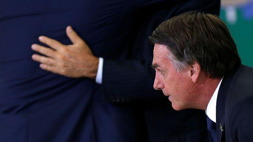 Bolsonaro confirma saída do Brasil do pacto de migração da ONU
