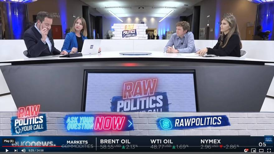 Raw Politics, Your Call: Discontent in Europe