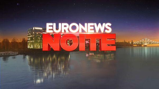 Euronews Noite - 08.01.2019