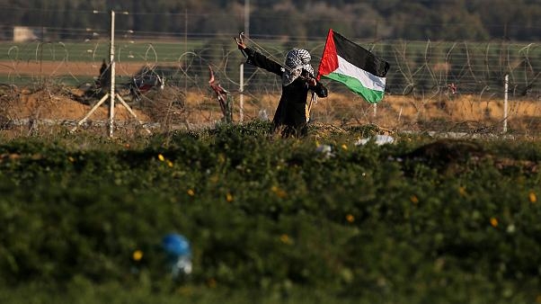 """İsrail'in Gazze'ye sızarak 7 kişiyi öldürmesiyle ilgili 45 Filistinliye """"casusluktan"""" gözaltı"""