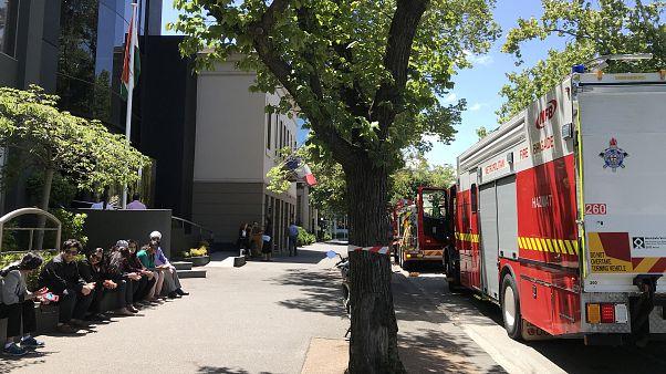إرسال طرود مشبوهة لعدة سفارات أجنبية في أستراليا