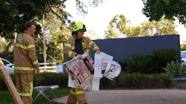 Australien: Verdächtige Päckchen in Auslandsvertretungen