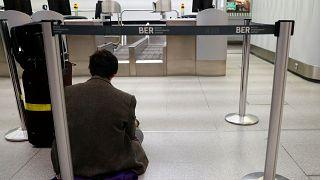 اعتصاب کارکنان حراست فرودگاهها در آلمان