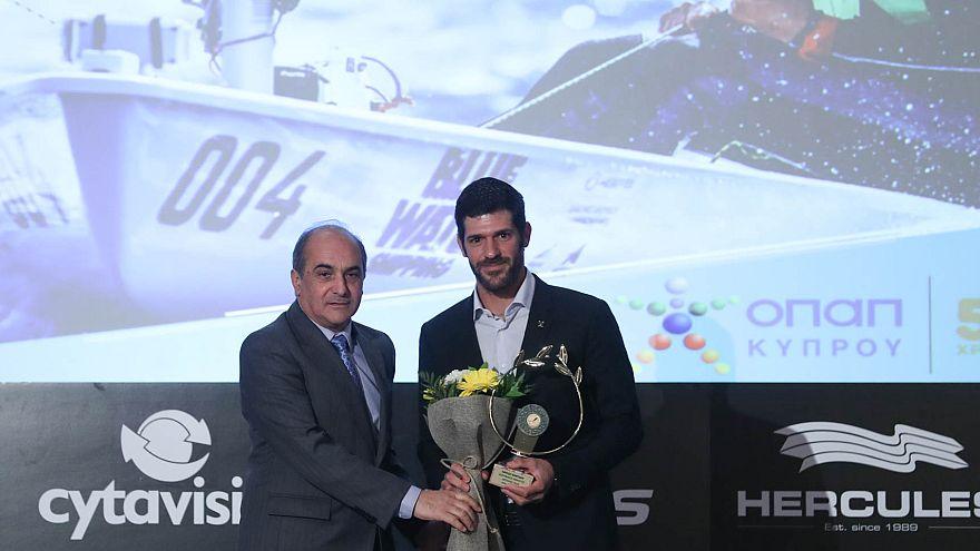 Κύπρος: Βραβεύθηκαν οι αθλητές της χρονιάς