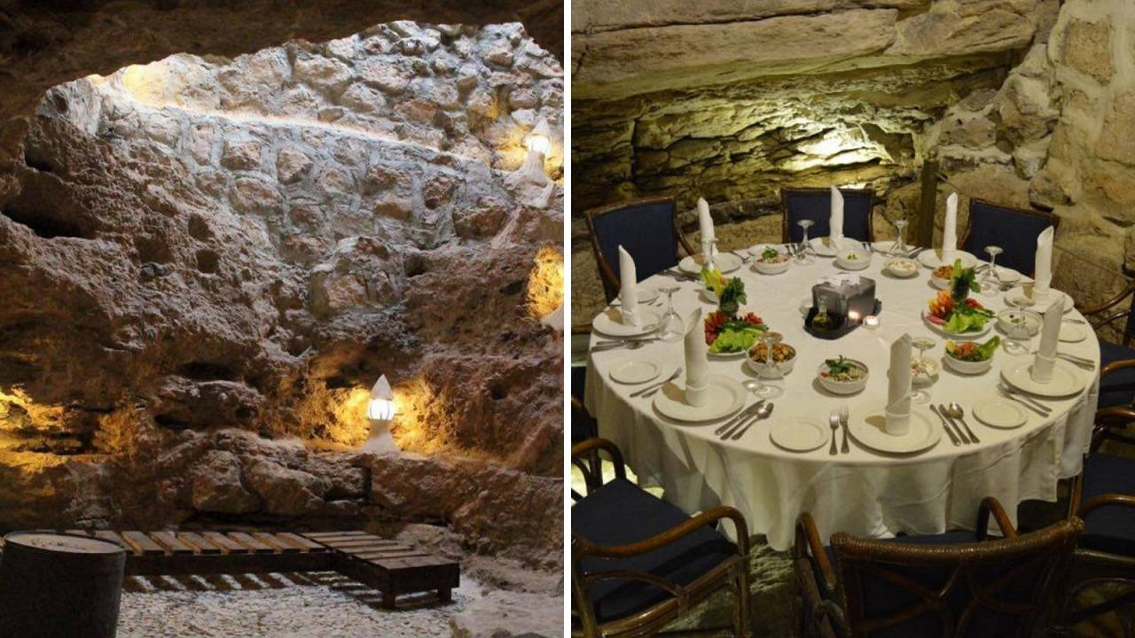 Food served with a 60 million-year old history