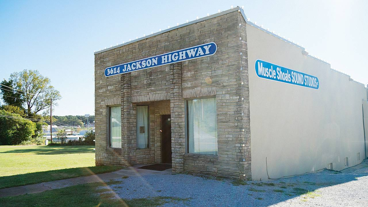 Visiting Muscle Shoals Sound Studio: a place that changed the history of music