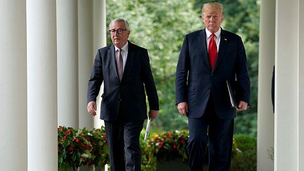ترامپ جایگاه دیپلماتیک نمایندگان اتحادیه اروپا را تنزل داد
