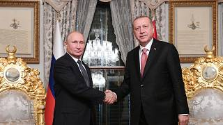 بوتين وإردوغان يعقدان محادثات في روسيا قريبا