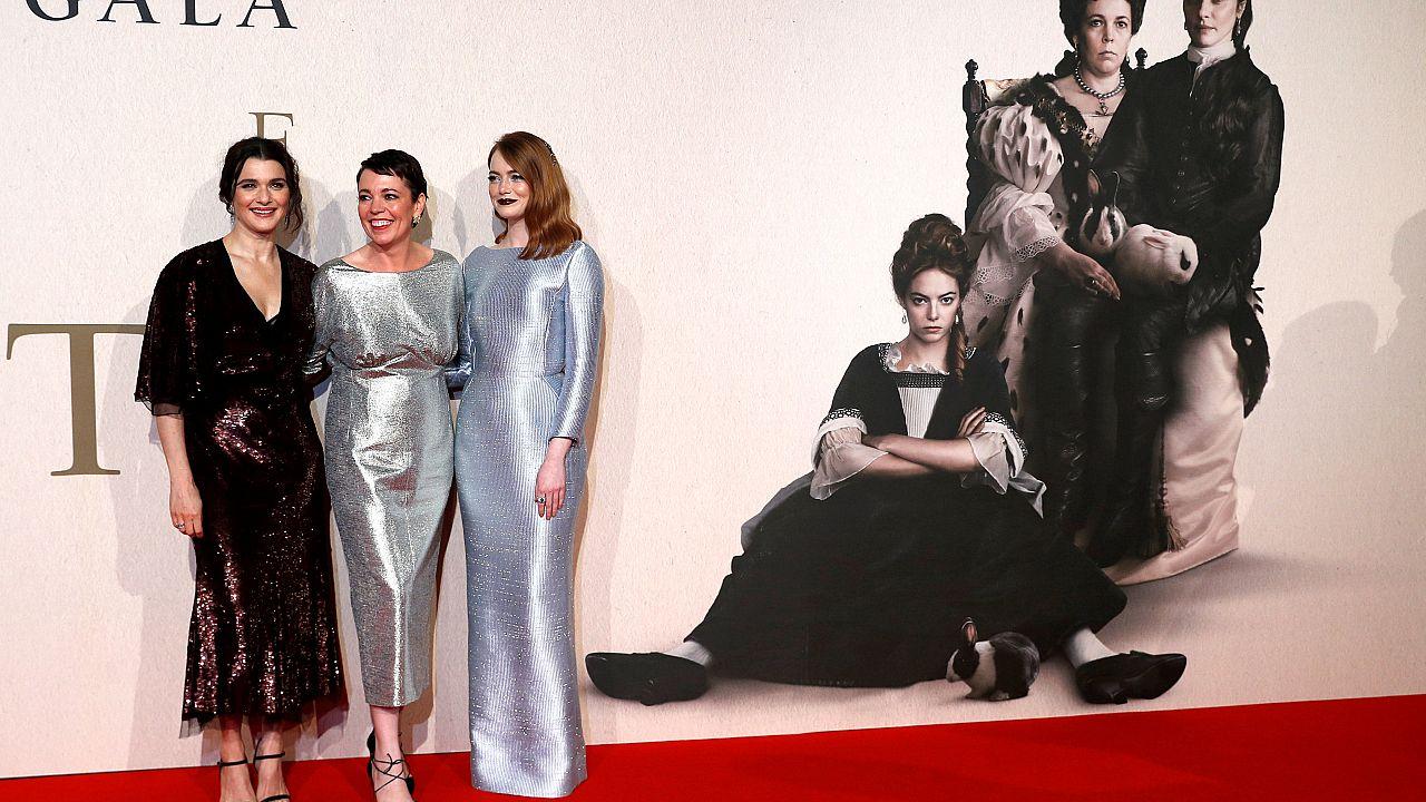 Το «The Favourite» του Λάνθιμου σαρώνει τις υποψηφιότητες και στα BAFTA