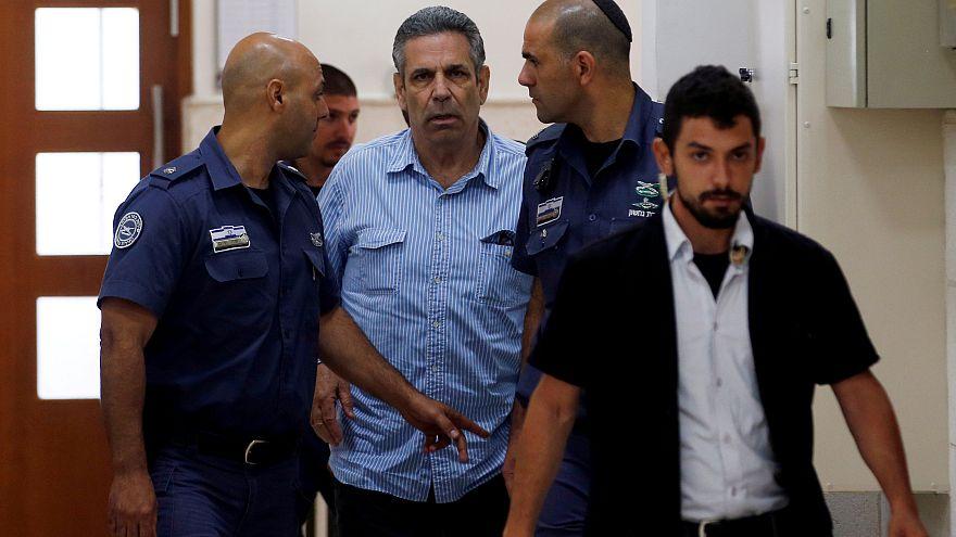 İsrail eski Enerji Bakanı Gonen Segev, mahkemede