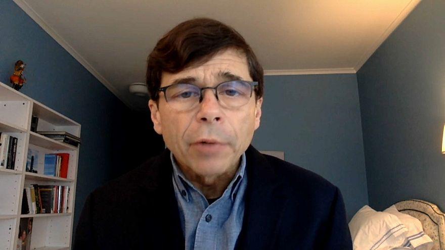 """Michael Rezendes: """"El papa no ha hecho lo suficiente contra los abusos sexuales en la Iglesia"""""""