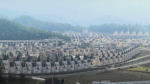 Fairytale castle project turns to nightmare as Turkish economy slumps