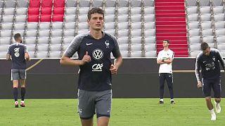 El Bayern de Múnich anuncia el fichaje de Benjamin Pavard