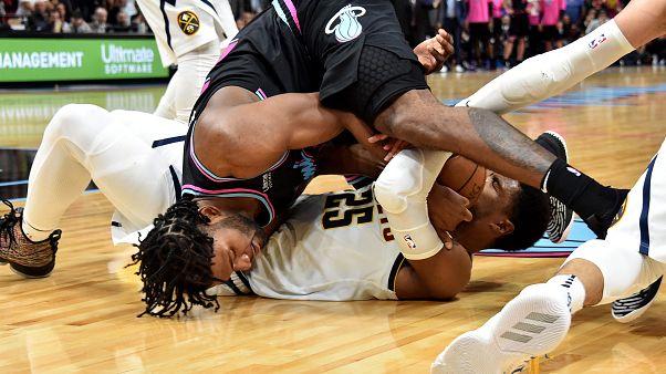 НБА: неуверенные победы лидеров