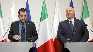 سالوینی می خواهد ایتالیا و لهستان اروپایی نوینی را تشکیل دهند