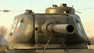 30 танков Т-34 вернулись в Россию из Лаоса