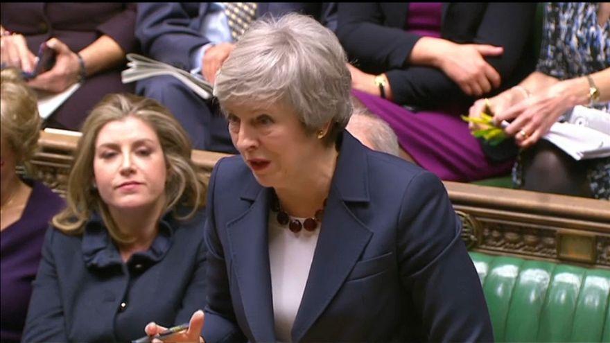 May tendrá que presentar un plan B del Brexit