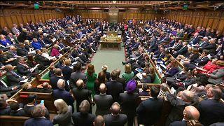 Brexit-Debatte im Parlament - May kämpft um Zustimmung