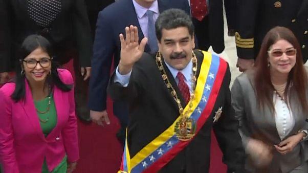 Venezuela: Nicolas Maduro vai assumir segundo mandato presidencial