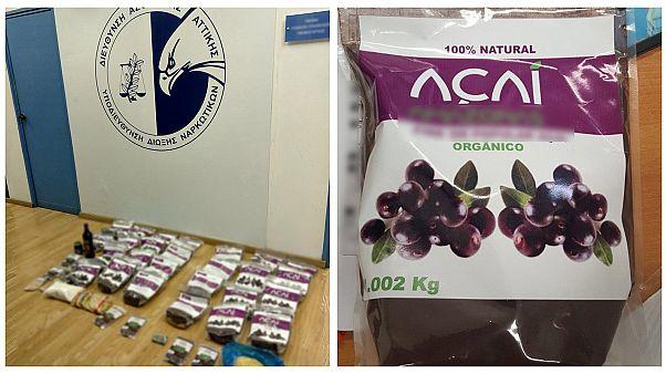 Κύκλωμα διακινούσε με ταχυδρομικά δέματα κοκαΐνη από τη Βραζιλία