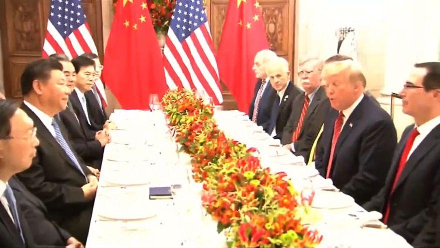 US-chinesischer Handelsstreit: Offenbar Fortschritte