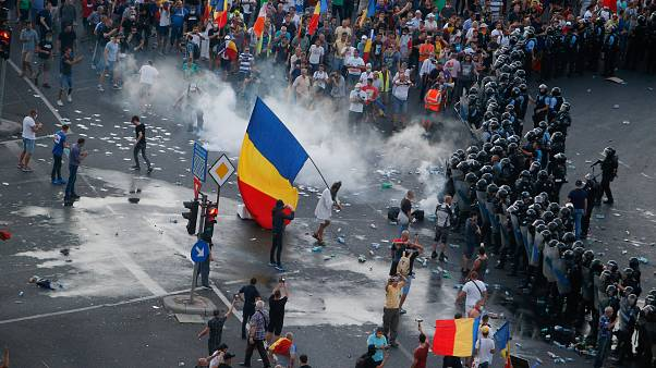 Romania working on granting amnesty to politicians imprisoned for corruption