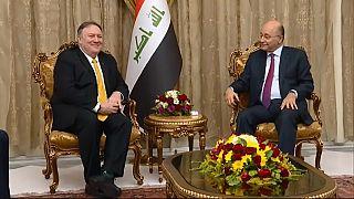 Visita a sorpresa di Mike Pompeo in Iraq
