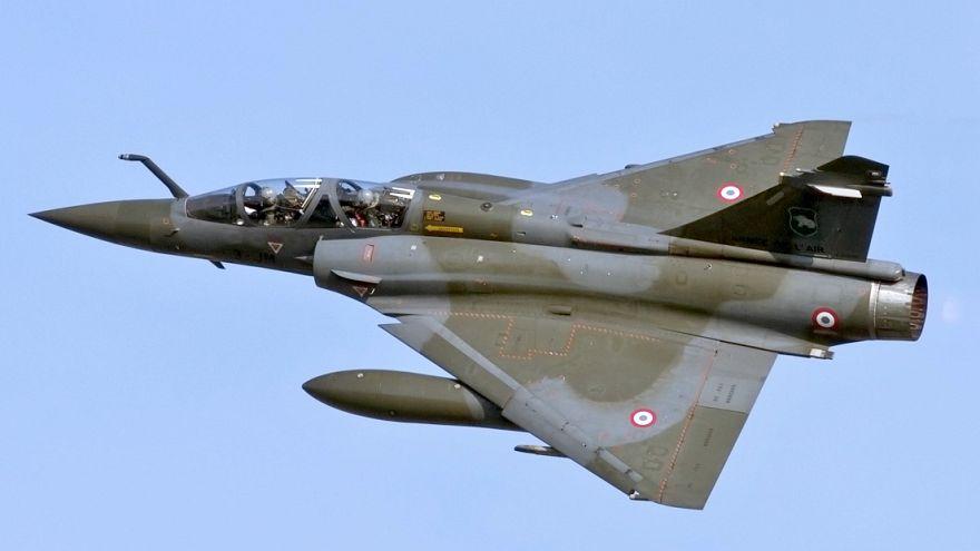 L'avion de chasse était parti de la base aérienne de Nancy-Ochey