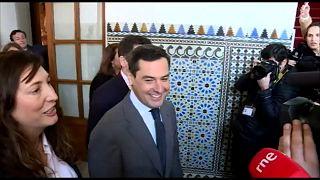 El popular Juanma Moreno será el presidente de la Junta de Andalucía