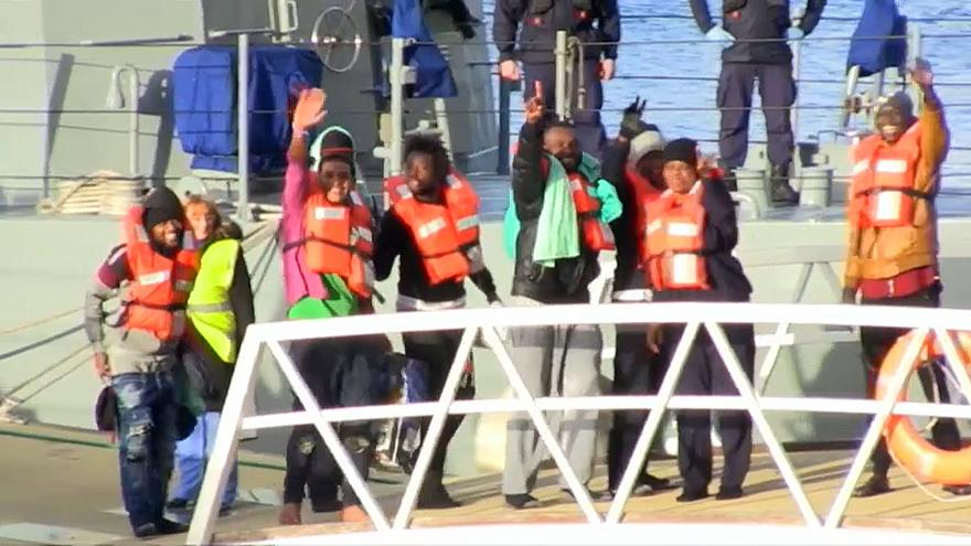 Sea Watch : les 49 migrants arrivés à La Vallette