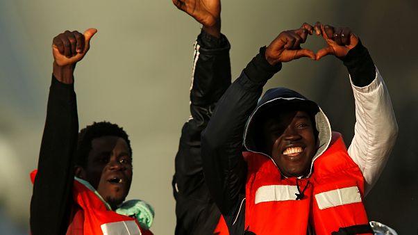 Έφτασαν στη Μάλτα οι 49 μετανάστες