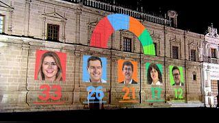 Andaluzia: governo conservador com apoio da extrema-direita