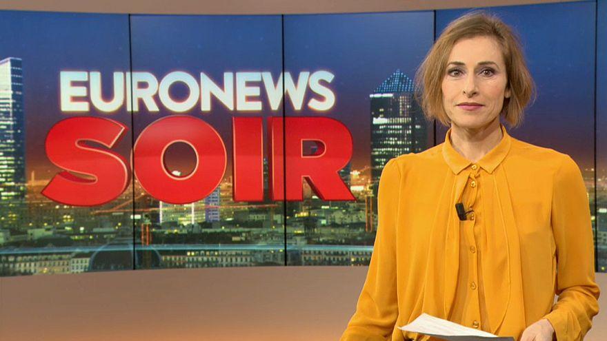 Euronews Soir : l'actualité de ce 9 janvier