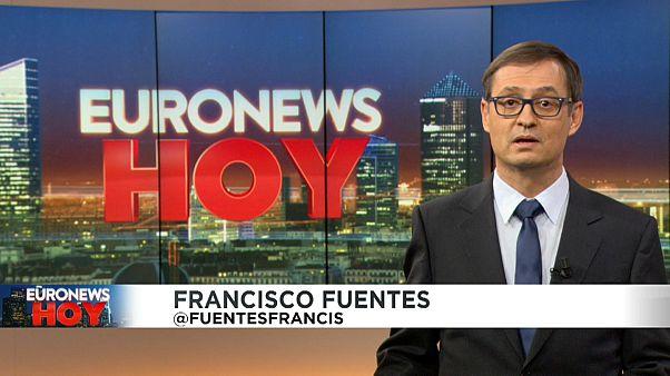 [Euronews Hoy] Las claves informativas del día
