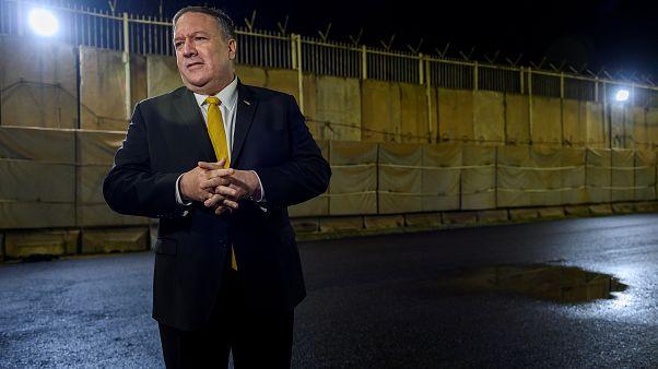 Pompeo: Erdoğan, bizimle savaşan Kürtlerin korunmasında taahhütlerde bulundu