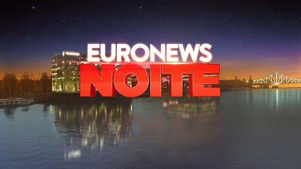 Euronews Noite 09.01.2019