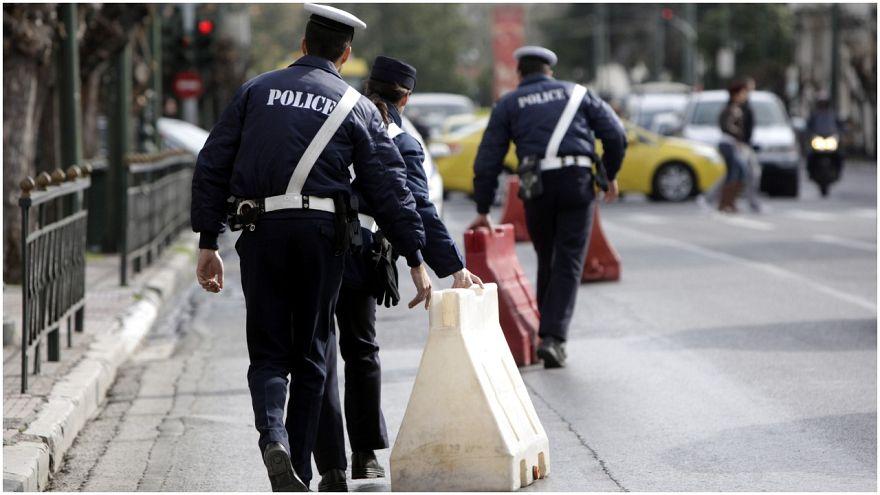Επίσκεψη Μέρκελ: Σε αστυνομικό κλοιό η Αθήνα - Κλείνουν σταθμοί του μετρό