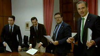 Смена руководства в Андалузии