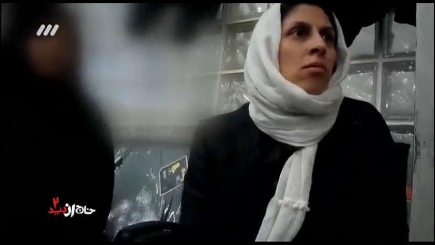 Imagens da detenção da jornalista Nazanin Zaghari-Ratcliffe