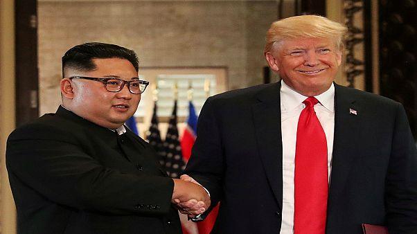 زعيم كوريا الشمالية يسعى لتحقيق نتيجة مرضية في قمته الثانية مع ترامب