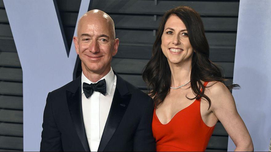 جدایی میلیارد دلاری بنیانگذار آمازون از همسرش چه تاثیری بر آینده شرکت میگذارد؟