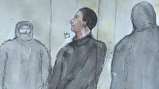 بدء محاكمة المتهمين بتنفيذ الهجوم على المتحف اليهودي ببروكسل
