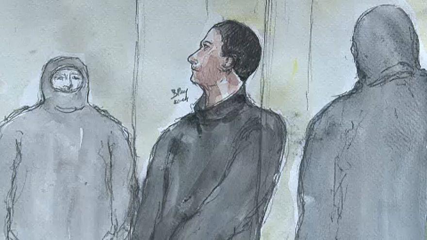 Megkezdődött az első európai dzsihadista merénylet vádlottjának pere