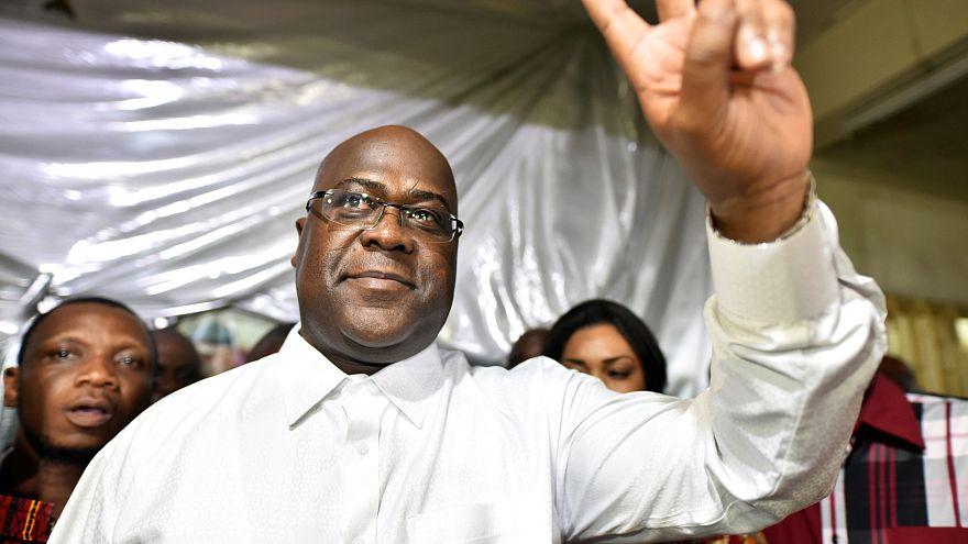Félix Tshisekedi, vainqueur contesté en République démocratique du Congo