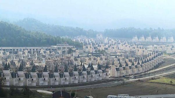 Τα παραμυθένια κάστρα που έγιναν εφιάλτης για την τουρκική οικονομία!