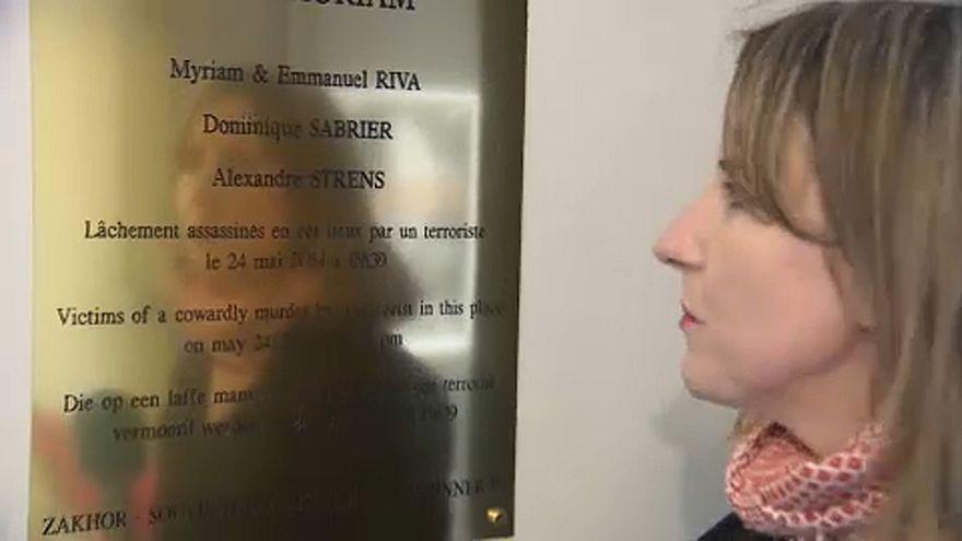 Commozione al museo ebraico di Bruxelles per l'inizio del processo all'attentatore