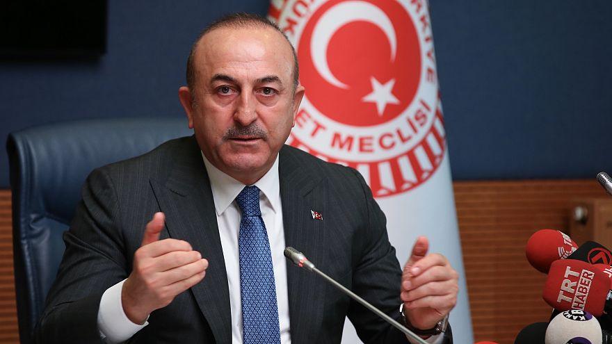 Çavuşoğlu: Suriye'nin doğusuna yapacağımız operasyon ABD'ye bağlı değil