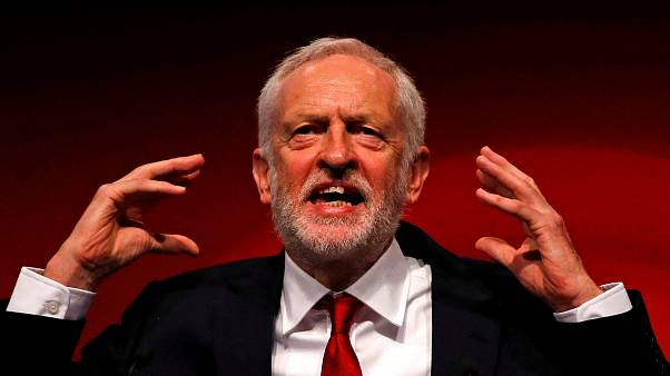 Jeremy Corbyn calls for general election to end Brexit 'deadlock'
