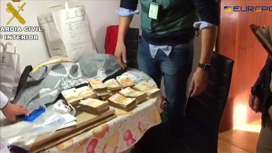 İspanya'da şike operasyonu: 28'i sporcu 83 kişi gözaltında